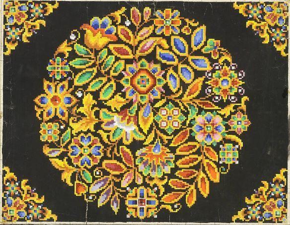 An Unusual Berlin WoolWork Pattern