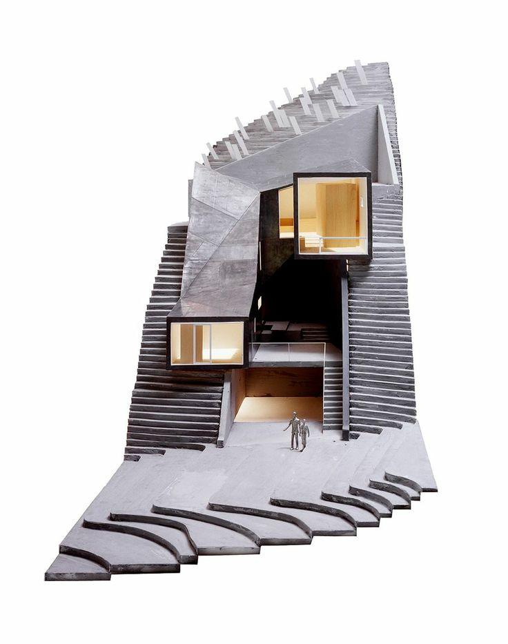 BROOKS + SCARPA ARCHITECTS • Vail Grant Residence, 2004, Los Angeles • http://www.brooksscarpa.com
