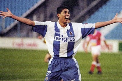 Mario Jardel, FC Porto  Best Stiker in the world at that time