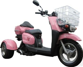IceBear Trike 50cc moped Scooter 3 Wheeler free shipping, Trike Scooter, Trike motorcycle Scooter, Cheap Trikes Free Shipping on Sale, 50cc Trike