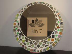 Estos espejos en tecnica de mosaiquismo tienen un plus, cada tesela fue realizada artesanalmente. Hoy les mostramos en formato redondo, las ...