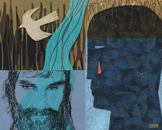 MartaToledo Ilustraciones: Irrealidad y Luto-