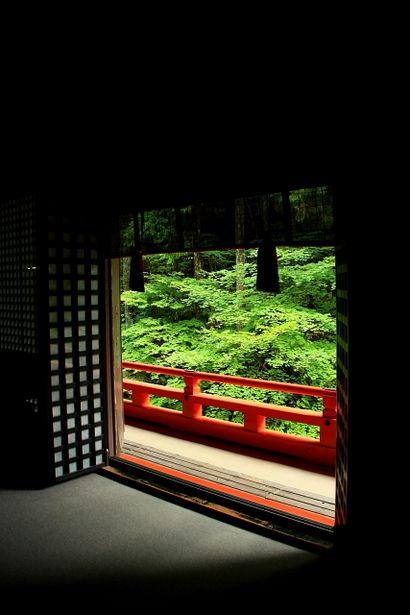 Hieizan Enryaku-ji temple, Japan 比叡山延暦寺