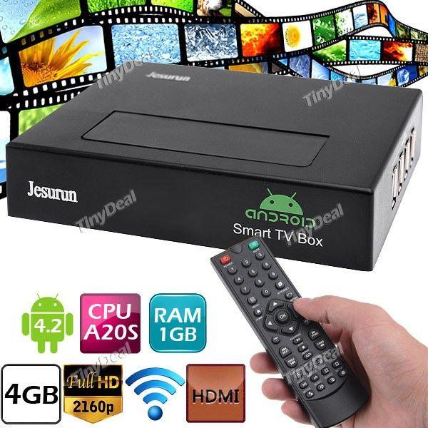 http://www.tinydeal.com/it/android-42-tv-box-mini-pc-w-wifihdmisatavga-ram-1gb4gb-hd-p-92946.html  JESURU Android 4.2 Dual Core TV Box Mini PC Player w WiFi/ HDMI