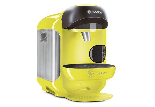 Cafetera Bosch Tassimo modelo TAS1256 multibebidas autómatica con un descuento del 74%. Utiliza el sistema de discos, prepara distintas bebidas calientes.