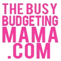 The Busy Budgeting Mama - this lady seems awesome...can I be this cool when I'm a mom?