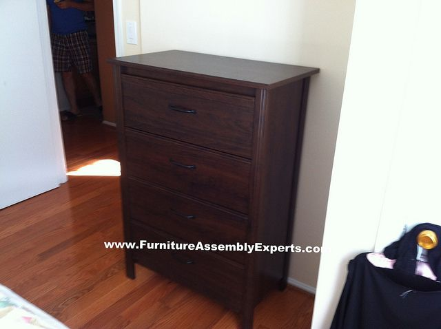 ikea brusali chest of drawers assembled in northern virginia by furniture assembly experts llc. Black Bedroom Furniture Sets. Home Design Ideas