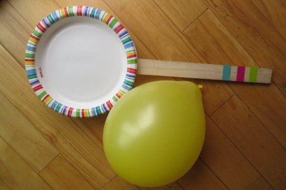 Indoor Party Games for Kids Balloon Bat