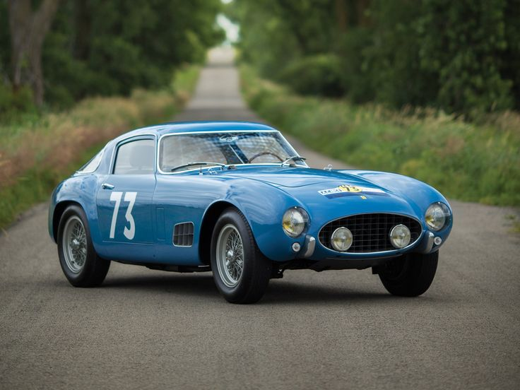 1956 Ferrari 250 Gt Berlinetta Competizione Tour De France By
