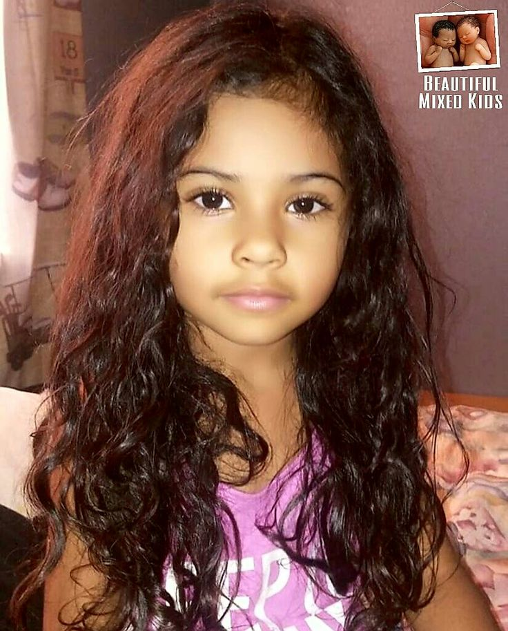 Lilah Rose 4 Years Mexican Amp African American