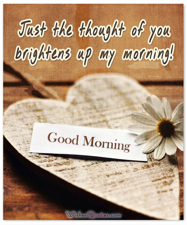 Messages Good Sweet Morning Long