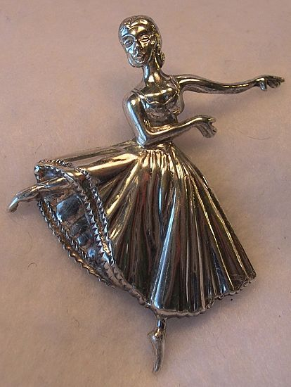1000+ Images About Jewelry- Ballerinas Ballet Dancers On Pinterest
