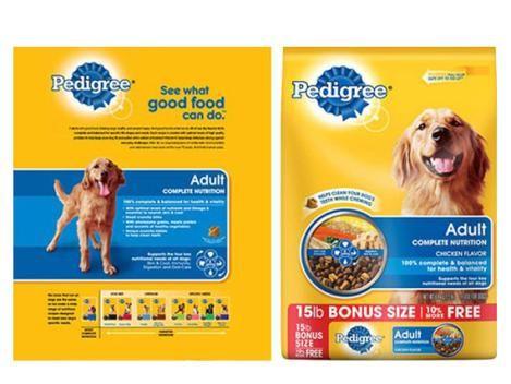 Pedigree Dog Food Recall Mars Petcare Recalls 22 Bags Dog Food