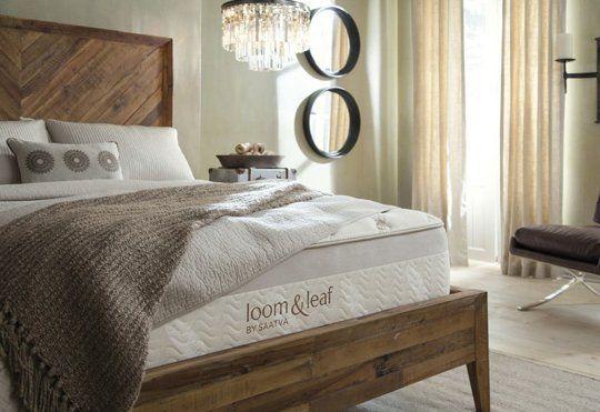 Win: A Luxe Memory-Foam Mattress from Loom & Leaf! — Loom & Leaf by Saatva