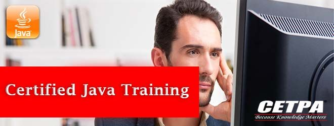 To get the request through the propelled Java training in Noida in CETPA. CETPA is the vast establishment for any program so on the off chance that you are hunting down this program so come at the given area and the most thing you comfort when you joined. We have the best coach for any program.
