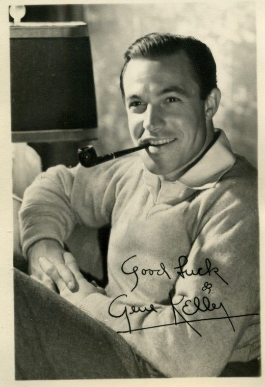 Gene Kelly- My dancing husband!