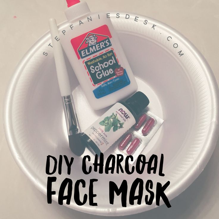 1000+ Ideas About Charcoal Face Mask On Pinterest