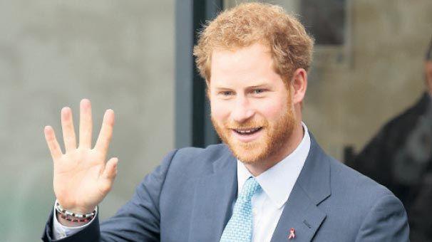 Prens Harry kadınlara konuşamaz hale geldi