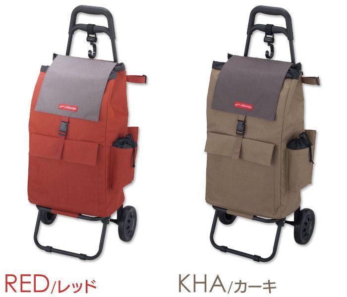 IineZakkapark | Rakuten Global Market: DSK model carts 40 l Cart / bag / backpack / shoulder / pulls / outdoor / recreation / insulated / save / dot pattern / polka dot