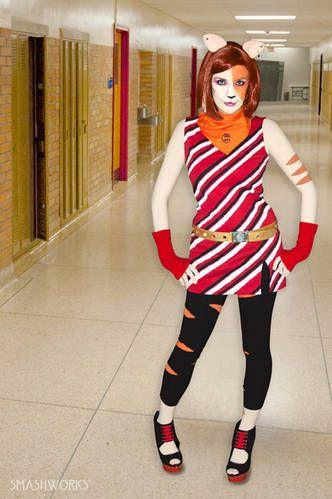 Monster High Cosplay - Toralei Stripe - CLOTHING ...
