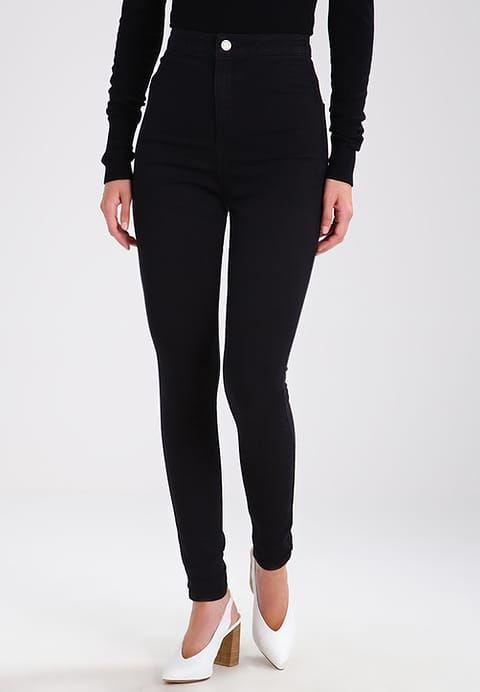 Noisy May NMELLA SUPER - Jeans Skinny Fit - black für 24,95 € (09.09.17) versandkostenfrei bei Zalando bestellen.