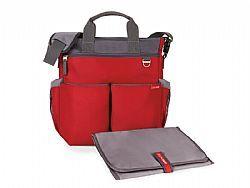 Τσάντα μαμάς Duo Signature Red
