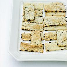 Garibaldi Biscuits, by Delia Smith