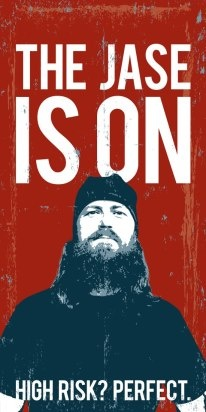 The Jase IS ON