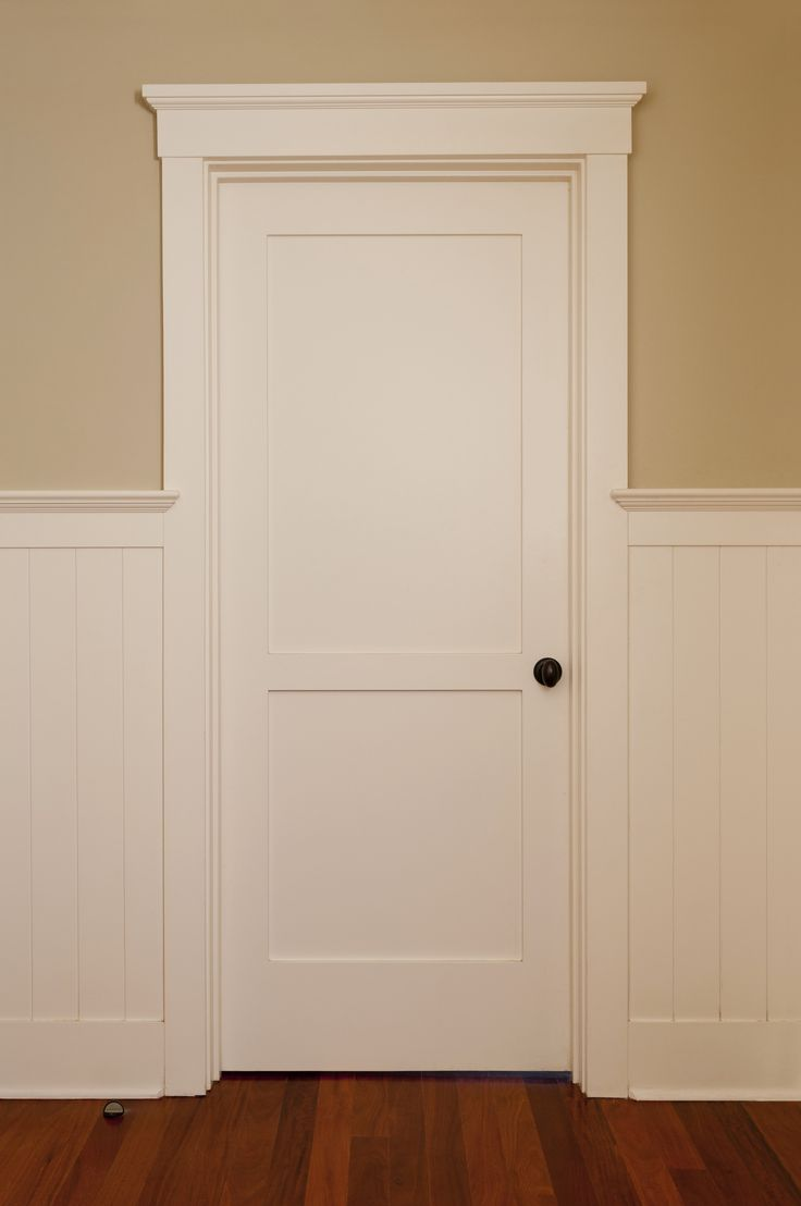 In Classical architecture, the architrave is the beam that rests atop two columns. But in your home, it's simply the molding above a door frame.   - CountryLiving.com