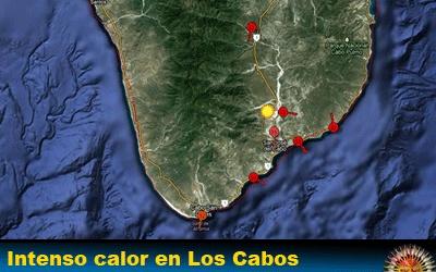 Estado del Tiempo en Los Cabos