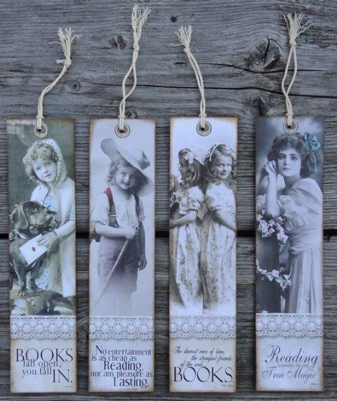 Carocards: Bookmark/boekenlegger