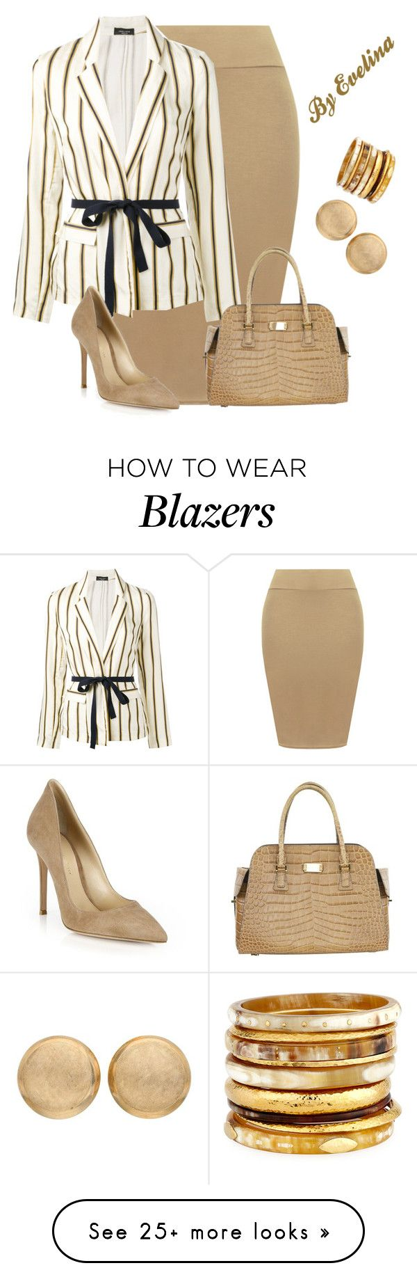 """EVE"" by evelina-er on Polyvore featuring WearAll, Roberto Collina, Gianvito Rossi and Ashley Pittman"