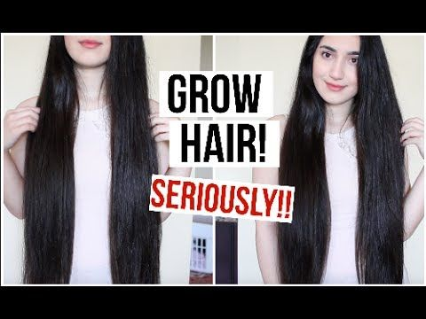 Grow Your Hair Faster In e Day GROW 5 INCH OVERNIGHT