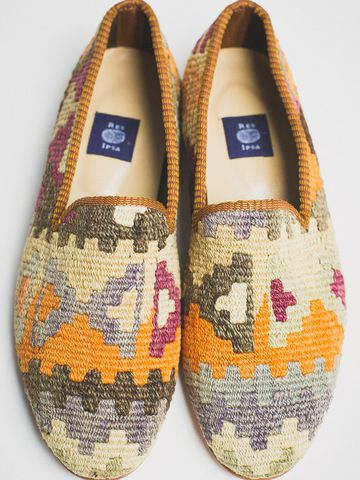 Colorful Loafers Made Of Turkish Rugs Let S Get Some Shoes Pinterest