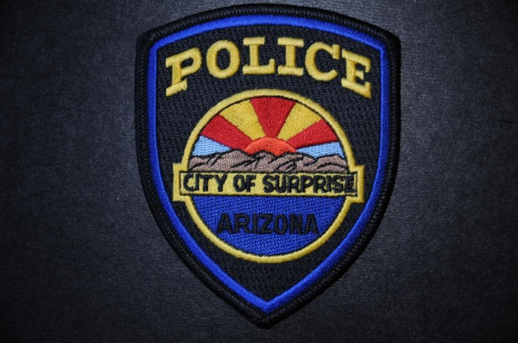 Crime reports for Surprise, AZ