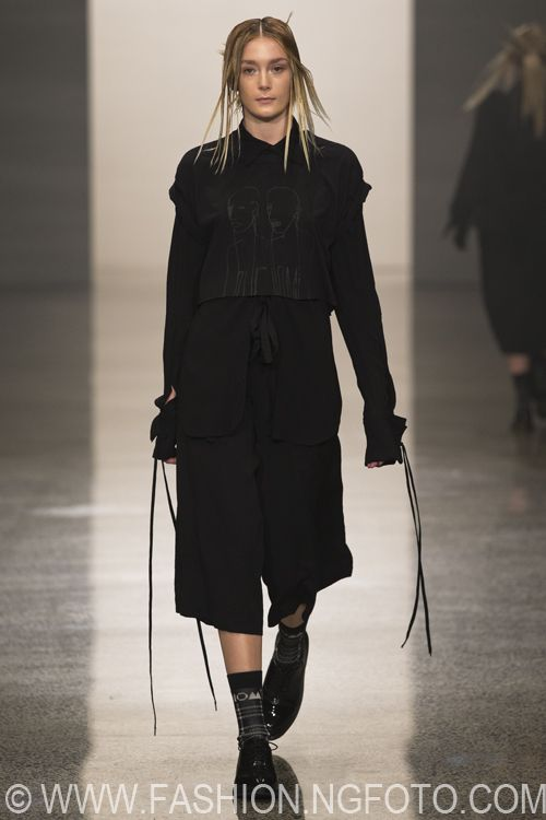 Look by #Nom*d #nzfw 2014 - shop the Look on http://www.nomd.co.nz/index.php