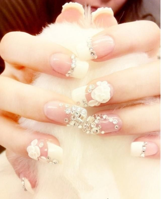 Ultra Nail Salon: 399 Best Wedding: Make-up/nails Images On Pinterest