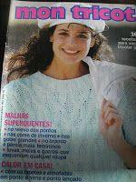 Revista Mon Tricot: Mon Tricot 103 - Julho 1988