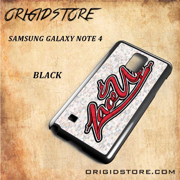 Lace Up Machine Gun Kelly MGK For Samsung Galaxy Note 4 Snap On and 3D Case