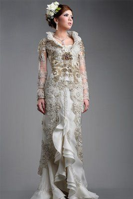 Kebaya - Traditional Gown from Indonesia