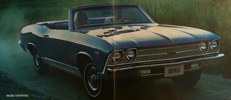 1969 Chevrolet Malibu Convertible