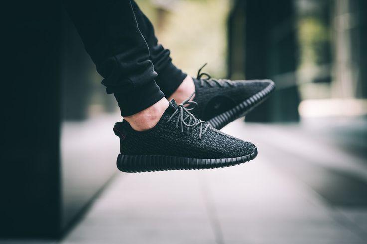 adidas Yeezy Boost 350 Black – Nouvelles Images