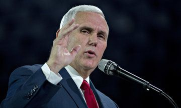Mike Pence Admits 'Evidence' Points To Russia Interfering With U.S. Elections | Huffington Post
