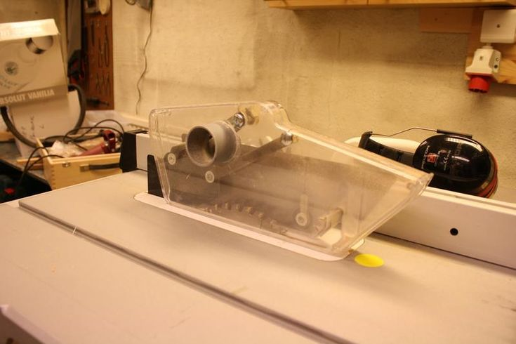Table Saw Dust Collection Google Search New Shop