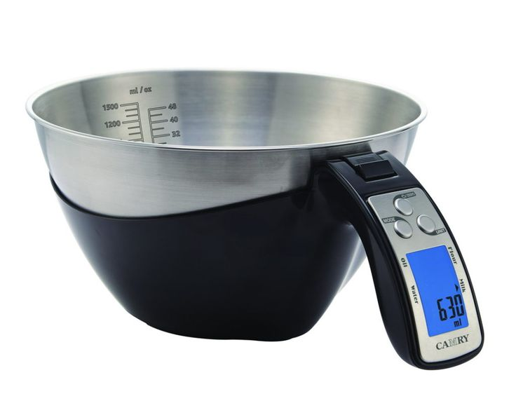 5kg Digital Kitchen Scale,Cake Tools Scales with Stainless Steel Bowl