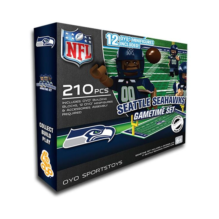 Seattle Seahawks Game Time Set