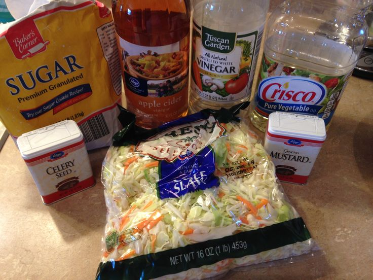 Sweet and Tangy Cole Slaw | Cole slaw, Cabbages and Sweet