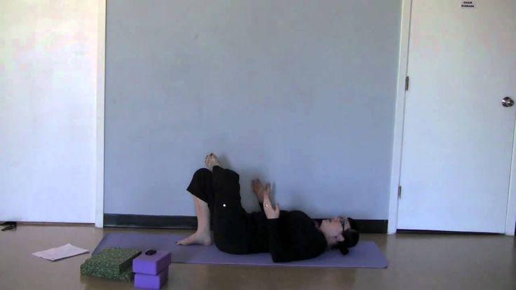 Sucirandhrasana~ Hip Stretch