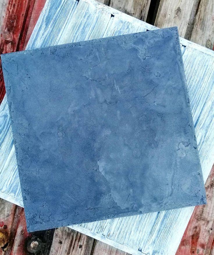 Картинки лепка по бетону цветовая