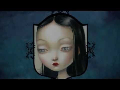 Booktrailer - Branca de Neve - Benjamin Lacombe